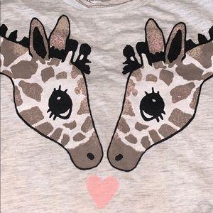 H&M Shirts & Tops - H & M 4-6Y T Girls T Shirt